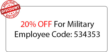 Military Employee Coupon - Locksmith at Coronado, CA - Coronado Ca Locksmith